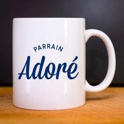 Mug PARRAIN ADORE - WE ARE...