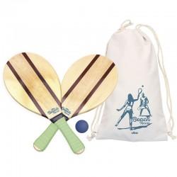 Set de raquette de plage...