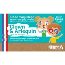Clown & arlequin kit de...