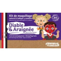 Diable & araignée kit de...
