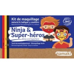 Ninja & super-héros kit de...