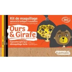 Ours & girafe kit de...