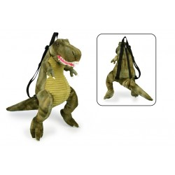 Sac à dos T-rex vert - GRIMINI