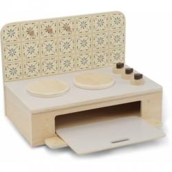 Petite cuisine en bois -...