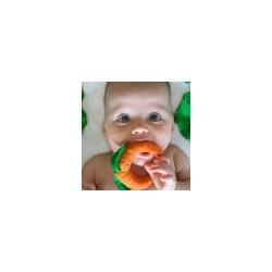 Jouet de dentition carotte...