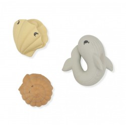 Set de 3 jouets de bain MER...