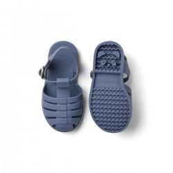 Sandales de plage BLEU MER...