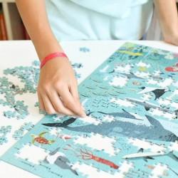 Puzzle 500 pièces OCEANS -...