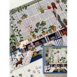 Puzzles 1000 pièces PLANT...