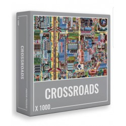 Puzzles Crossroads 1000...