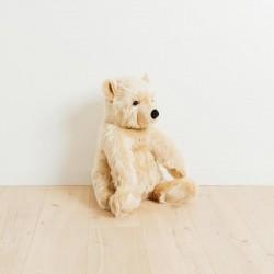 Mon ours JULES miel 70 cm -...