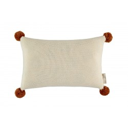 Coussin SO NATURAL KNITTED...