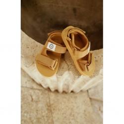 Sandales SUN MUSTARD GOLD -...