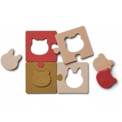 Puzzle en silicone BODIL...