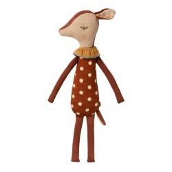 Doudou bambi Biche 40 cm -...
