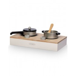 Plaques de cuisson en bois...
