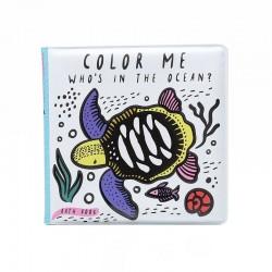 Livre de Bain Color me...